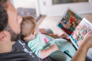 livros para bebês de 3 meses
